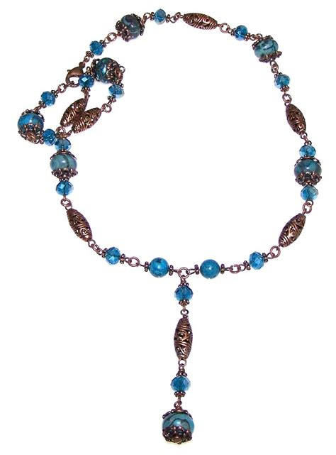 bead necklace kits picassos mystery necklace beaded jewelry kit