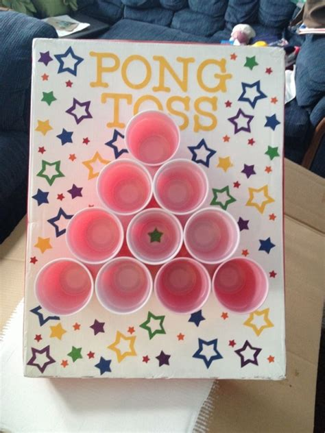1st Birthday Party Decoration Ideas At Home by 4 Ping Pong Toss 31 Diy Carnival Games For A Rockin