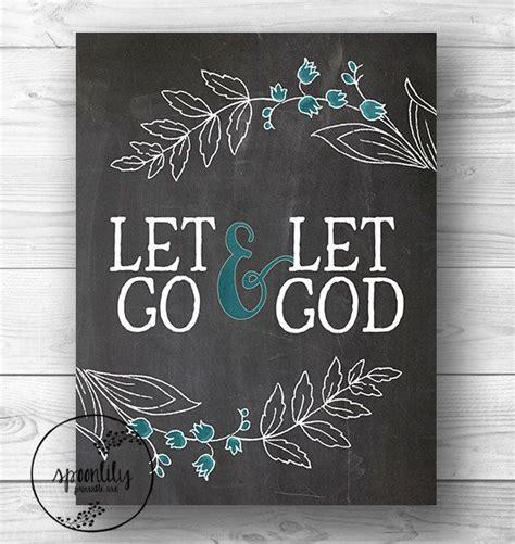 printable bible verse art bible verse art print let go let god wall decor