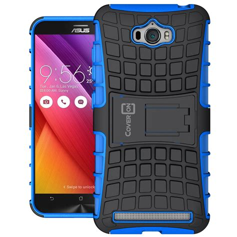 Cover With Build In Standing For Asus Zenfone Max Zc550kl for asus zenfone max protective stand dual layer hybrid phone cover