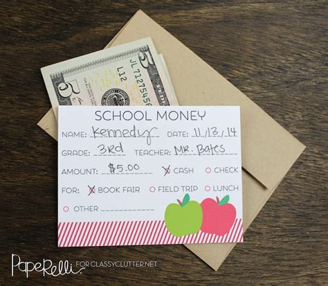 printable money tags maintenance mode