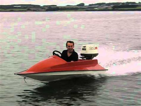 How To Make A Speed Boat Out Of Paper - mini speedboat
