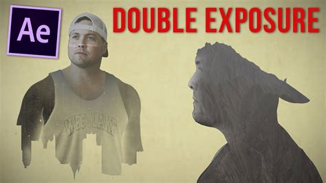 tutorial after effects true detective how to create a double exposure true detective effect
