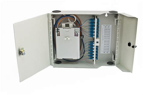 Fiber Termination Box OverviewFiber Optic Components