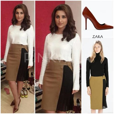 Yay Or Nay Lacostes New Pumps by Yay Or Nay Parineeti Chopra In Zara Pinkvilla