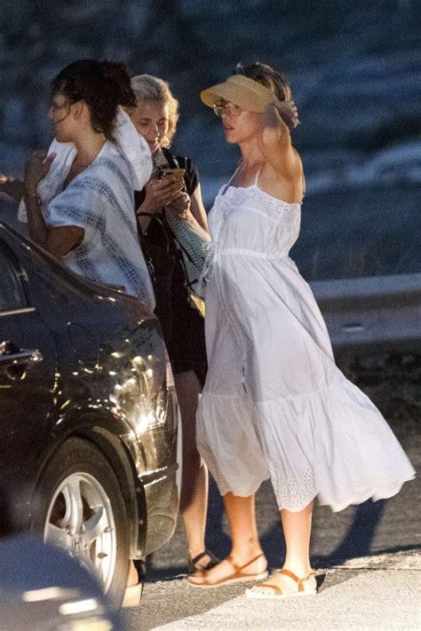 wp images scarlett johansson post 17 scarlett johansson in white dress 17 gotceleb