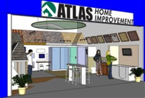 atlas home improvement opens new interactive showroom in