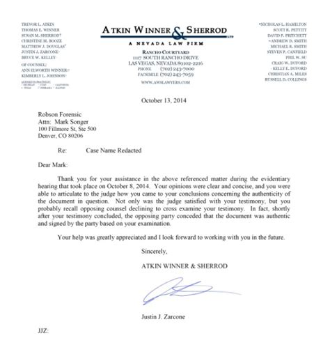 thank you letter to client for purchase order thank you letter to client for purchase 28 images