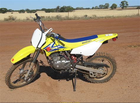 2007 Suzuki Drz 125 Specs 2009 Suzuki Dr Z 125 Pics Specs And Information