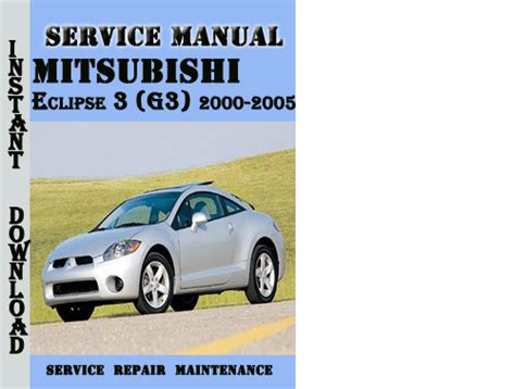 download car manuals pdf free 1999 mitsubishi eclipse head up display mitsubishi eclipse 3 g3 2000 2005 service repair manual downlo