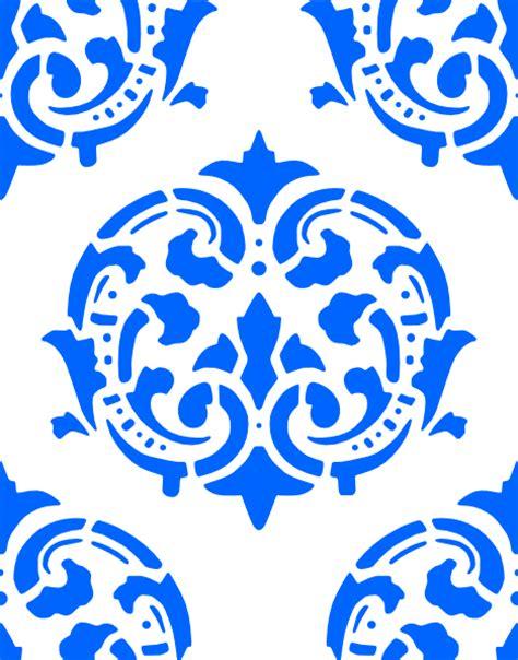 blue pattern png victorian pattern blue clip art at clker com vector clip