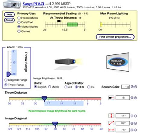 media room screen size calculator home theater projector home wiring diagram and