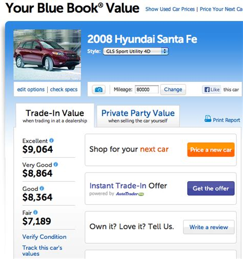 kelley blue book used cars value trade 2006 hyundai azera interior lighting kelley blue book vs nada used car values automotive digital marketing