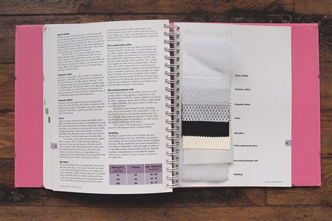 swatch reference guide for fashion fabrics books fabric for fashion the complete guide the swatch book