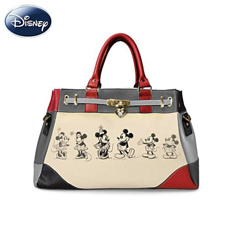 Mickey Handbag disney mickey mouse and minnie mouse story handbag