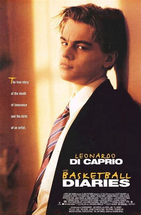 leonardo dicaprio the biography review the basketball diaries movieguide movie reviews for