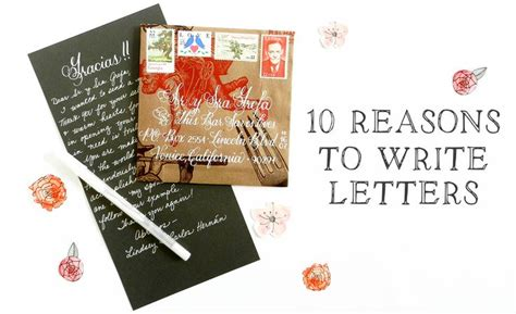 7 Reasons To Write Real Letters by 110 Best For The Soul Images On New Years