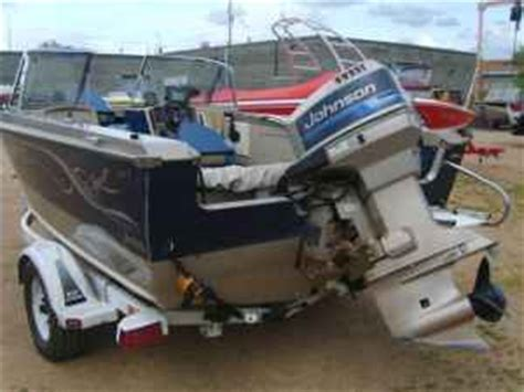 used boat motors shakopee mn 1999 lund 17 pro sport with johnson 90 hp 12495 00