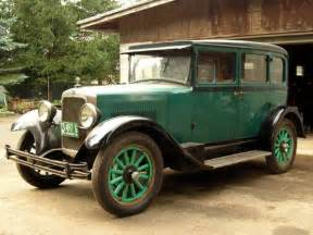 1927 Chevrolet Sedan Well Hung Barn Find 1927 Erskine Sedan