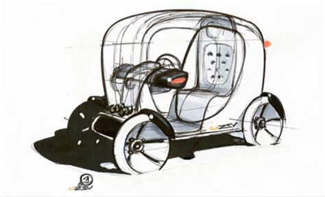 sketch book open 2009 renault twizy z e concept autokonzepte