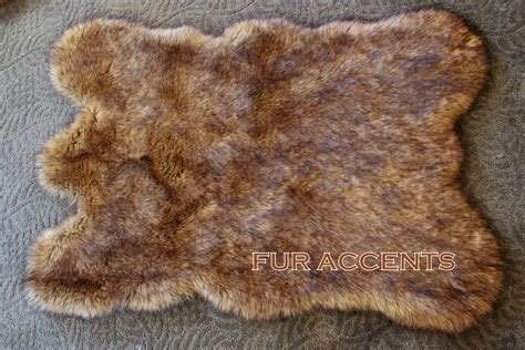 Pelt Rug by Request A Custom Order And Something Made Just For You