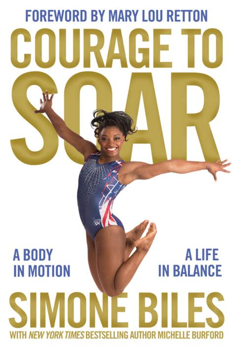 libro life in motion an simone biles new book inspires you to push for excellence ebony