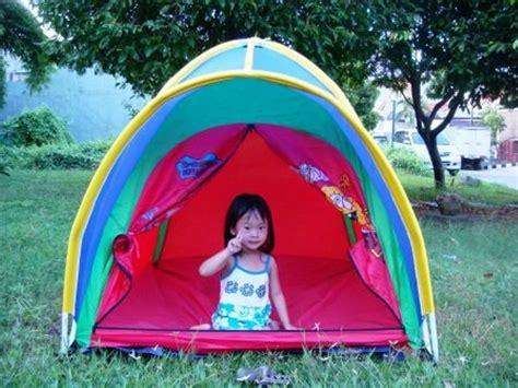 jual tenda anak ukuran 200cm x 200cm pasar kaget