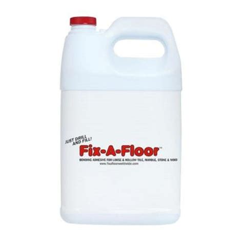 fix a floor 1 gal repair adhesive fix128 the home depot
