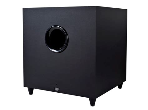 monoprice 10565 premium 5 1 channel home theater speaker