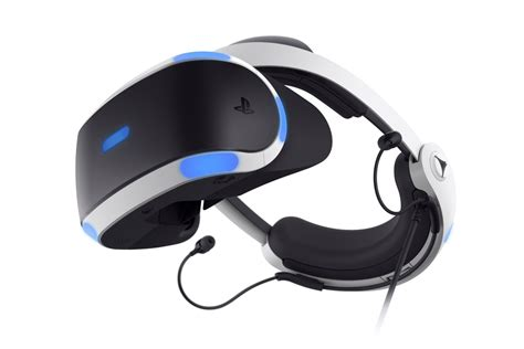 Vr Ps3 new playstation vr hardware includes small but welcome changes polygon
