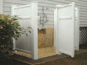 diy outdoor shower enclosure outdoor shower enclosure how to choose the best