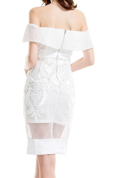 you are here home dresses white lace spliced open back maxi dress outletpad white strapless embroidered lace dress