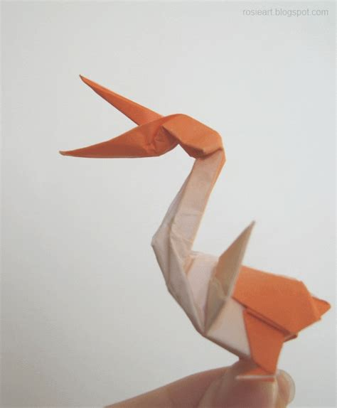 Origami Pelican - 102 best images about arts and crafts on diy