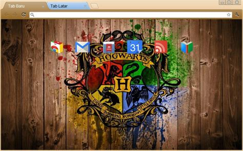 Themes Google Chrome Harry Potter | 10 magical harry potter chrome themes for true fans