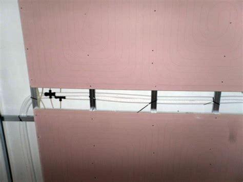 impianto di riscaldamento a soffitto impianti radianti a parete e soffitto termoidraulica