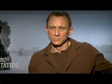 dragon tattoo daniel craig glasses girl with the dragon tattoo daniel craig interview youtube