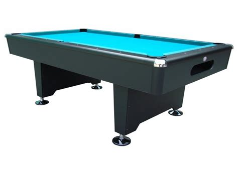 berner billiards 7 foot black shadow pool table slate
