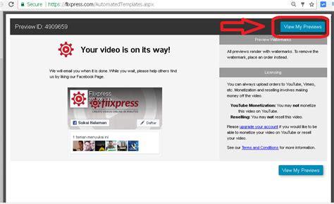 membuat intro video online free cara membuat intro video keren tanpa aplikasi iman jayoda