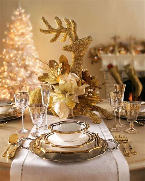 tisch weihnachtsdeko tisch weihnachtlich dekorieren 41 deko ideen f 252 r