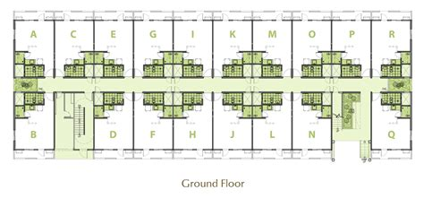Typical Hotel Room Floor Plan by Typical Unit Upper And Ground Floor Plan