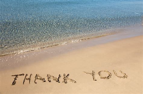 Thank You Letter Vacation A Thank You Letter To My Vacation
