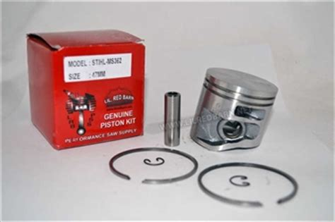 Stihl Ms362 Replacement Piston 47mm Replaces Part 1140