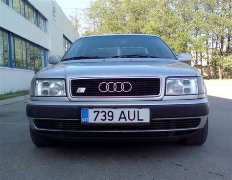 Audi S4 100 by Audi 100 S4 2 2 R5 Turbo 169kw Auto24 Ee