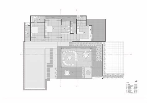 house open floor plans open plan house modo designs the architects diary