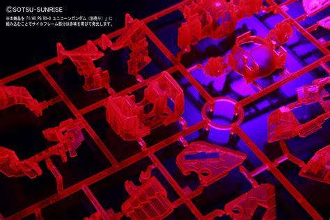 Pg Banshee By Parkz Toys Hobbies led unit for pg unicorn gundam pg banshee norn model kit