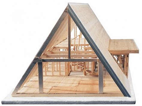building an a frame house 1000 ideas about cheap log cabin kits on pinterest log