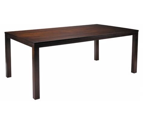 cabinet furniture parsons collection dining table