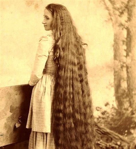 worlds longest femalepubic hair beauty will save sutherland sisters longest hair in the