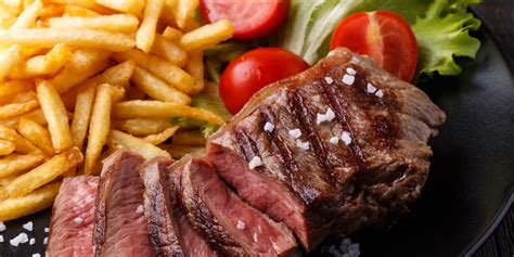 image gallery steak frites