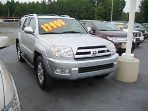 2003 toyota 4runner limited v8 start up engine and in